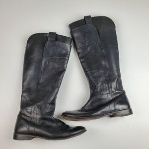 Frye Paige Riding Boots Size 10